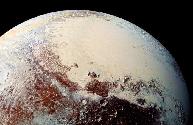 Plutón Sputnik Planum